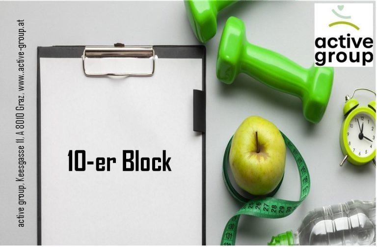 10-er Block